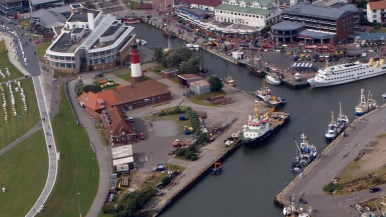 Hafen Büsum